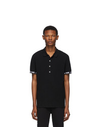 Balmain Black Polo