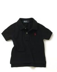 Ralph Lauren Boys Classic Mesh Knit Polo