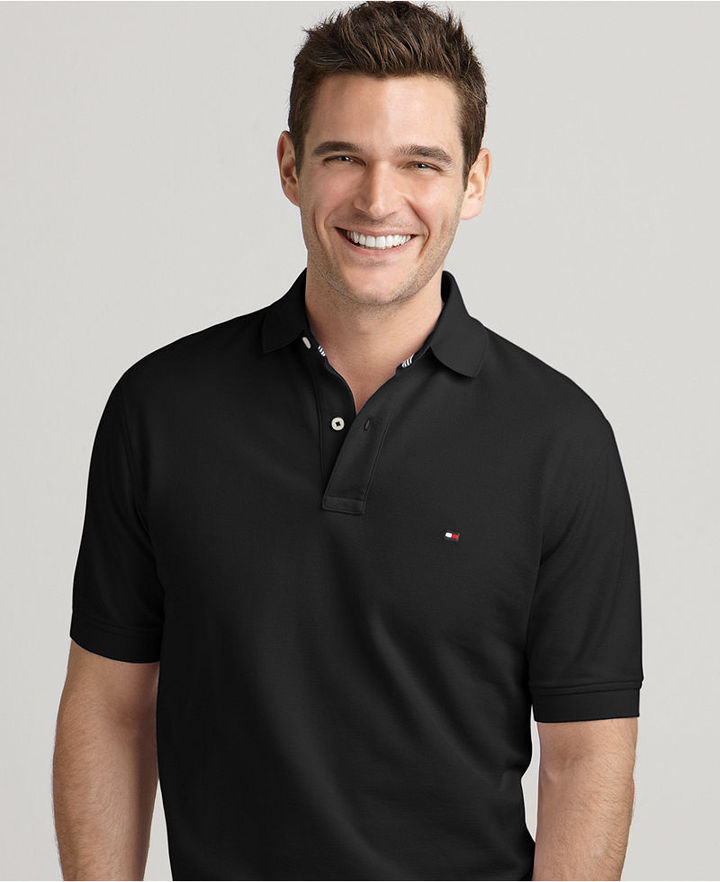 Tommy Hilfiger Core Classic Ivy Polo Shirt | Where to buy & how to ...