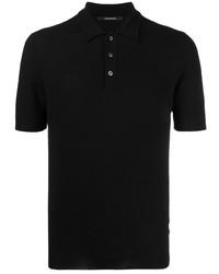 Tagliatore Fine Knit Polo Shirt