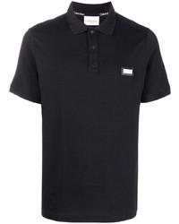 Calvin Klein Logo Patch Polo Shirt