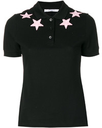 Givenchy Star Appliqu Polo Shirt