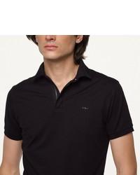 $225-Custom Fit Size XL NWT Men/'s Ralph Lauren Black Label Stretch Mesh Polo