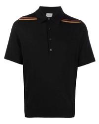 Paul Smith Stripe Detail Polo Shirt