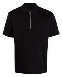 Givenchy Zip Detail Polo Shirt
