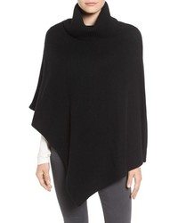 Halogen cowl neck poncho medium 844851