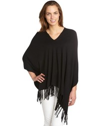 Love Stitch Mushroom Fringe Shawl Sweater