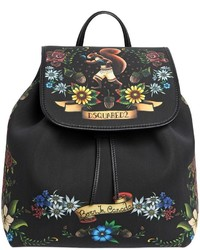 Dsquared2 Tattoo Printed Neoprene Backpack