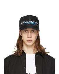 Givenchy Black 3d Paris Cap
