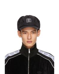 Versace Black Ear Cover Cap