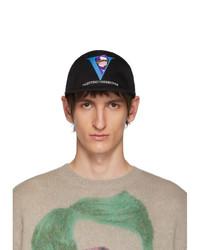 Valentino Black Garavani Undercover Edition V Face Ufo Cap