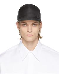 Alexander McQueen Black Skull Cap