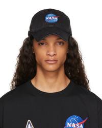 Balenciaga Black Space Cap