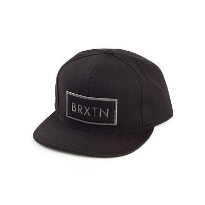 ... Brixton Hats Rift Baseball Cap Black Grey 39616244325