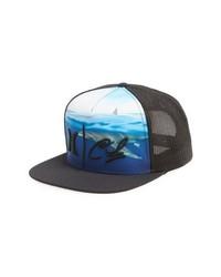 Hurley Clark Little Shark Trucker Hat