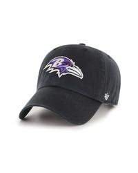 '47 Cleanup Baltimore Ravens Baseball Cap