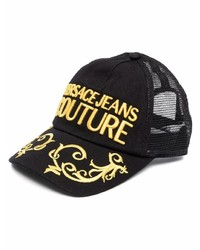VERSACE JEANS COUTURE Embroidered Logo Baseball Cap