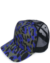 Leopard print baseball cap medium 3687971