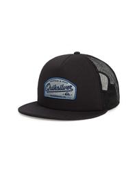 Quiksilver Past Checker Trucker Hat