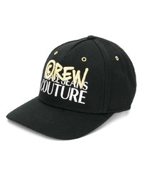 VERSACE JEANS COUTURE Printed Logo Cap