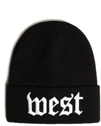 21men 21 Ribbed West Beanie