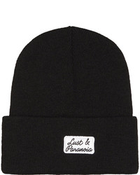Born X Raised Lust Paranoia Knitted Beanie