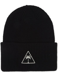 Palm Angels Icon Oversized Knitted Beanie