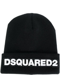 DSQUARED2 Logo Knitted Beanie