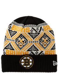 New Era Cap Nhl Boston Bruins Cozy Beanie