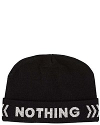 Lanvin Nothing Wool Blend Beanie