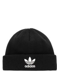 adidas Originals Trefoil Ii Knit Cap Black