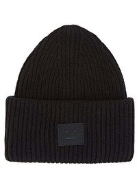 Acne Studios Pansy Wool Blend Beanie