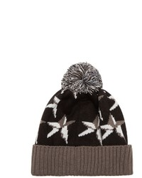 Perfect Mot Star Wool Blend Beanie Hat