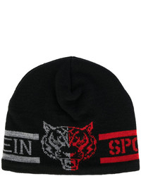 Plein Sport Logo Beanie Hat