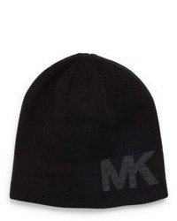 MICHAEL Michael Kors Reversible Beanie Hat