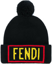 Fendi Reversible Knit Hat
