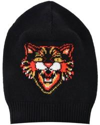 Gucci Serious Tiger Beanie