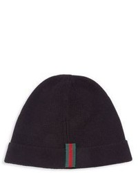 Gucci Striped Beanie
