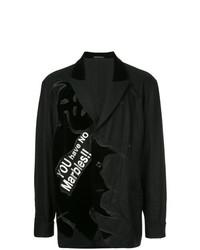 Yohji Yamamoto I Gore Patch Detail Jacket