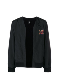 Puma Back Print Bomber Jacket
