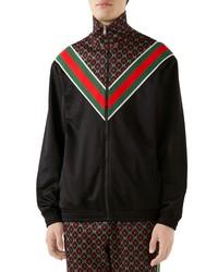 Gucci G Print Technical Jersey Jacket