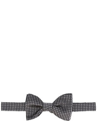 Lanvin Circle Print Bow Tie