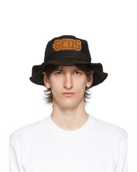 Gcds Black Fisherman Hat