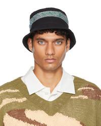 Story Mfg. Black Organic Cotton Bucket Hat