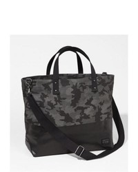 Express Camouflage Canvas Tote