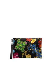 84115ad667 Men's Canvas Bags by Versace | Men's Fashion | Lookastic.com