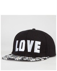 Absolutely Daisy Lovehate Snapback Hat
