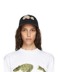 Palm Angels Black Bear Cap