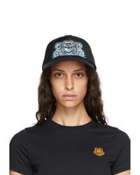 Kenzo Black Tiger Cap