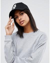 Asos Branded Letter Baseball Cap